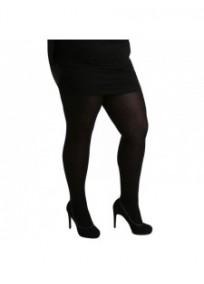 """collant """"les basiques"""" grande taille - collant opaque 90 deniers Pamela Mann maxi"""