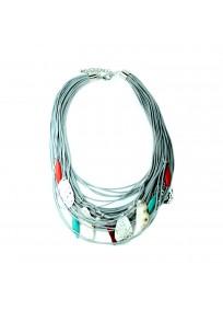 bijoux grande taille - collier multi rang Lolilota