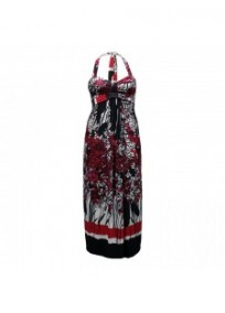 robe grande taille - maxidress ashanti lili london (face)